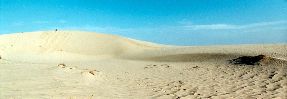 La Grande Dune, near Nefta, Tunisia