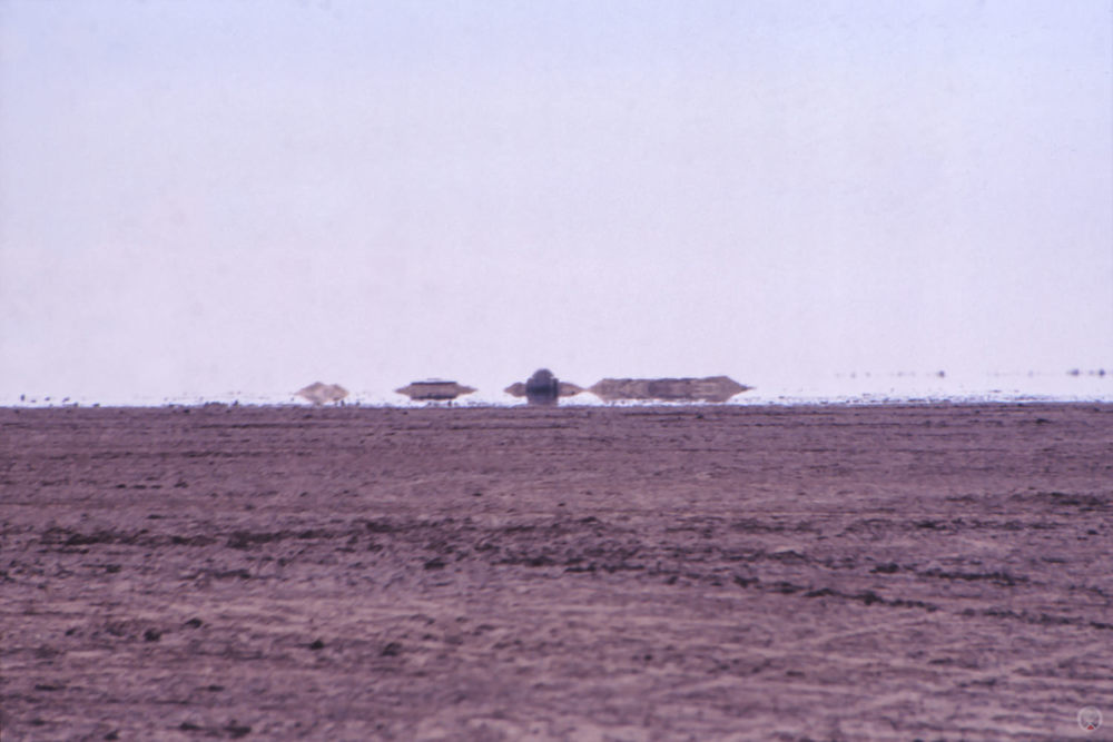 Lars Homestead set, Chott El D'Jerid, near Nefta, Tunisia