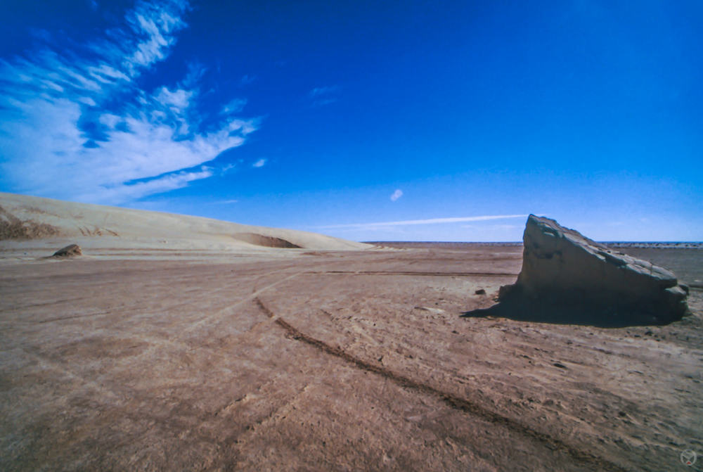 Yardang field, near Onk Jamel, Chott Chtihatt Sghat, Tunisia