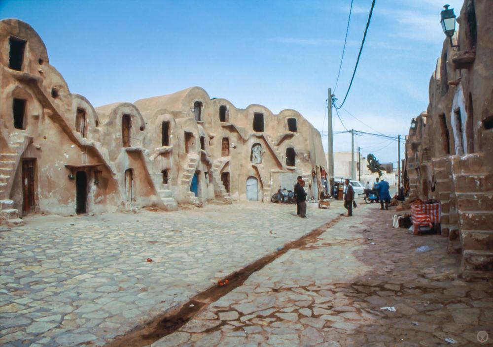 Ksar, Medenine, Tunisia
