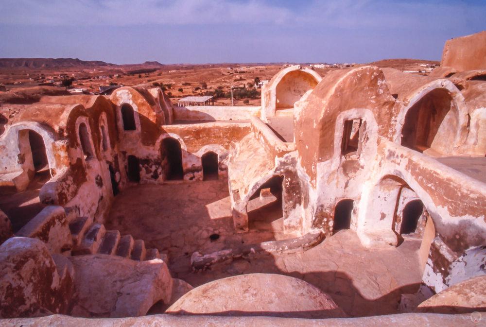 Ksar Hadada, Tunisia