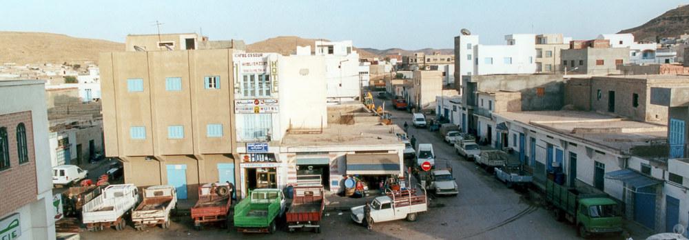 Tatahouine, Tunisia
