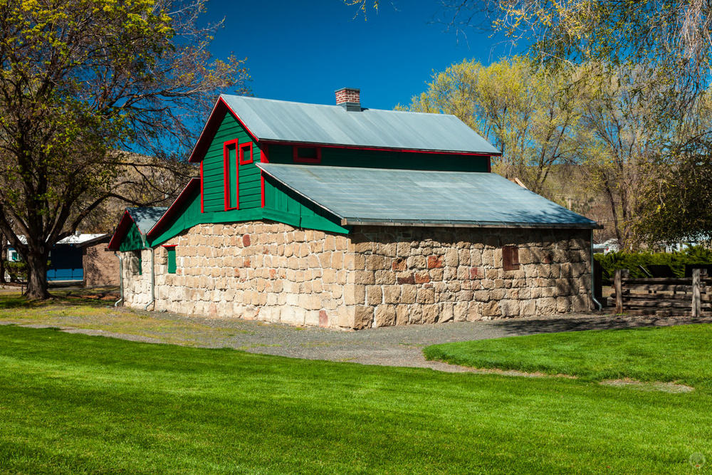 Kam Wah Chung & Co. Museum, John Day, Oregon