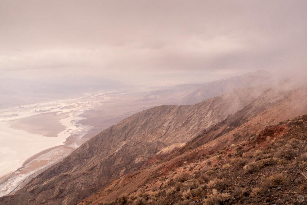 Dante's View, February 2008