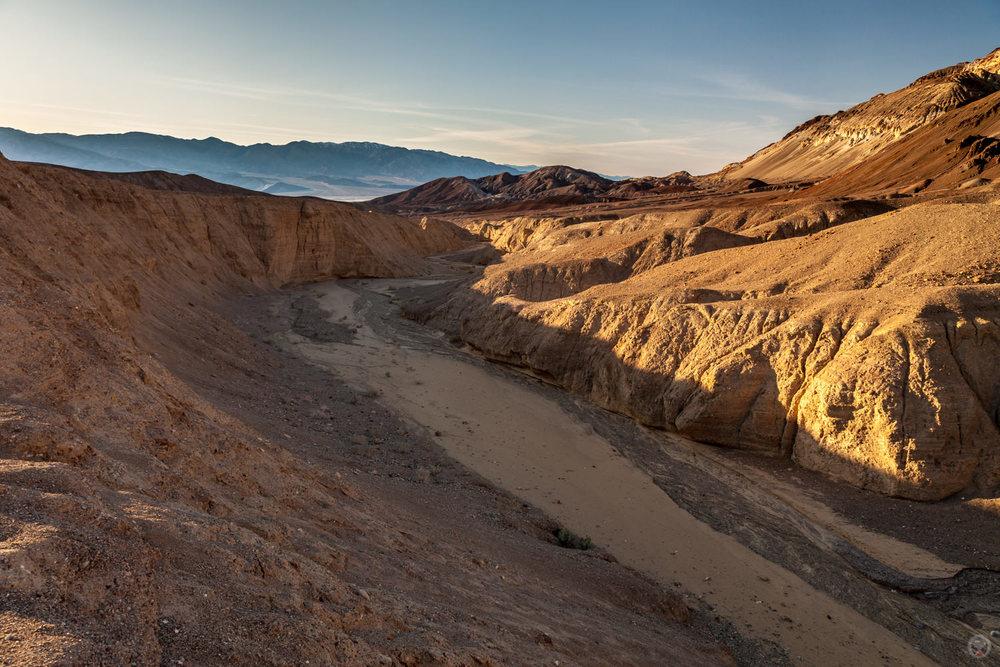 Artist's Palette, Death Valley, California