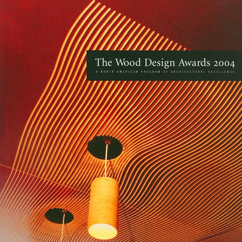 2004 North American Wood Design Awards