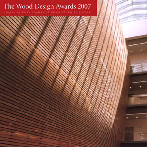 2007 North American Wood Design Awards