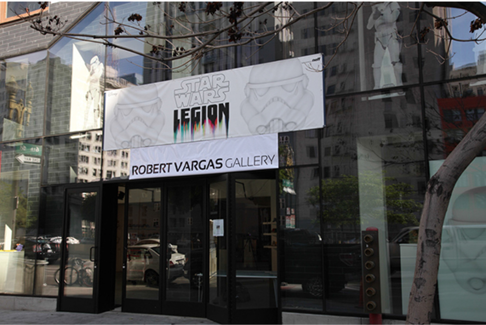 Visit the Robert Vargas Art Gallery