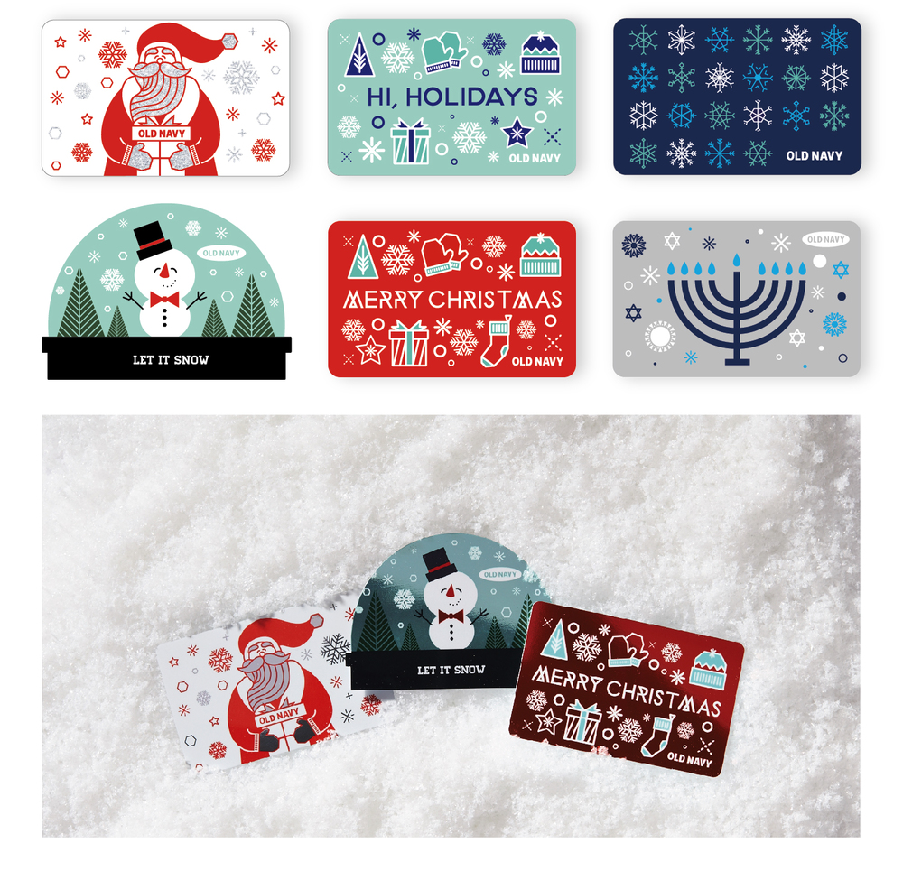 OLD NAVY GIFTCARDS — Laura Bercovich