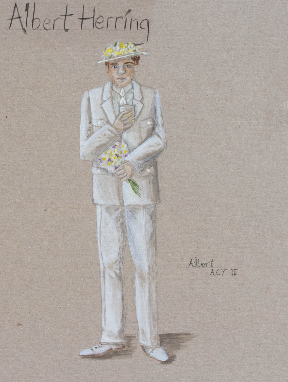 ALBERT HERRING by Benjamin Britten