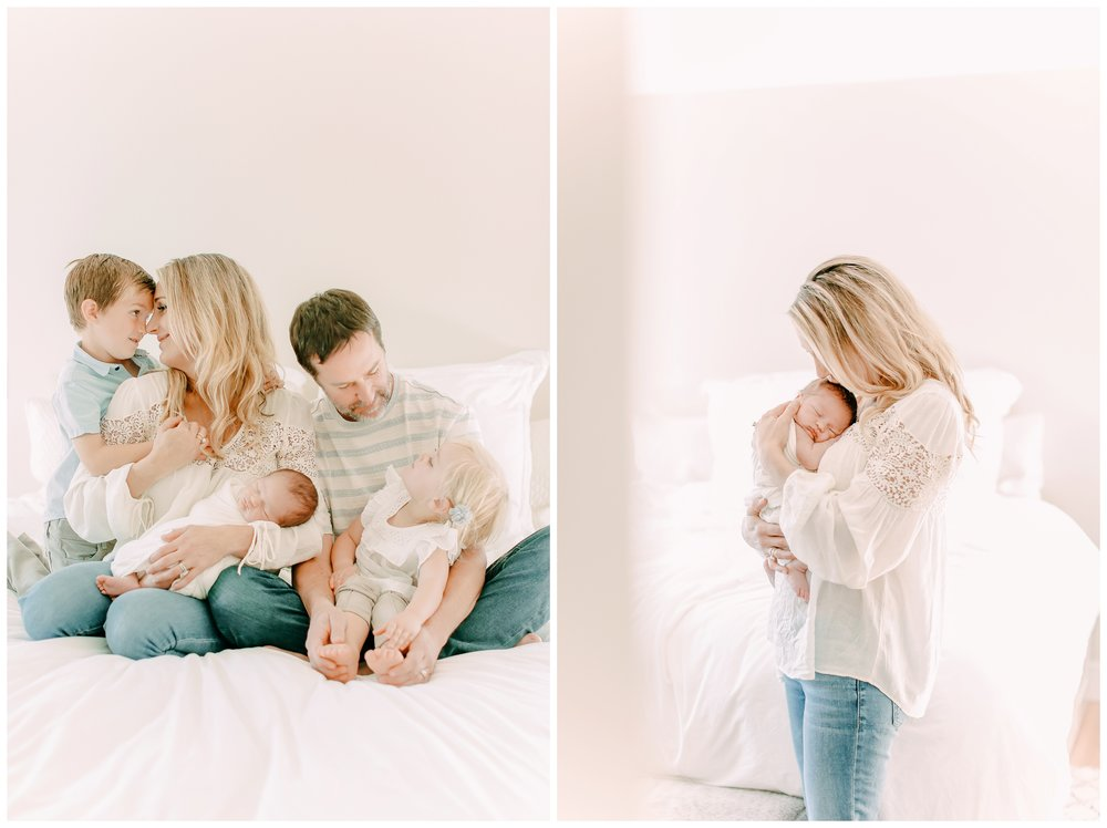 Family session in home orange county family and newborn photographer cori kleckner photography newport beach family photographer 0819 jpg