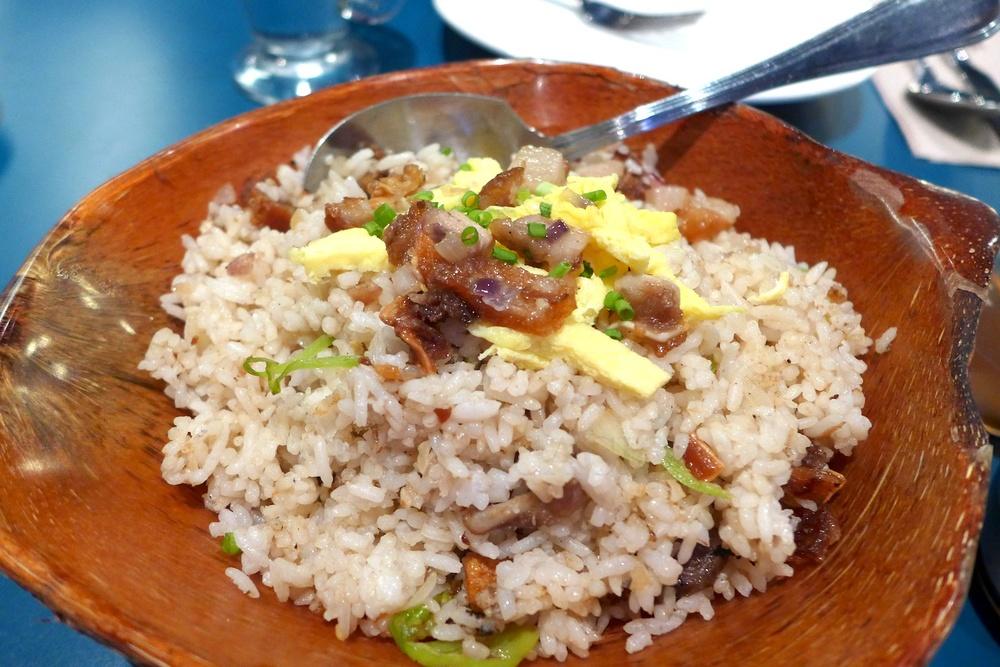 sisig rice