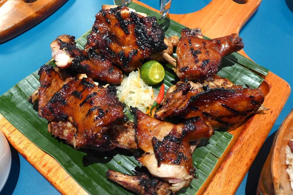 smokin barbq chicken
