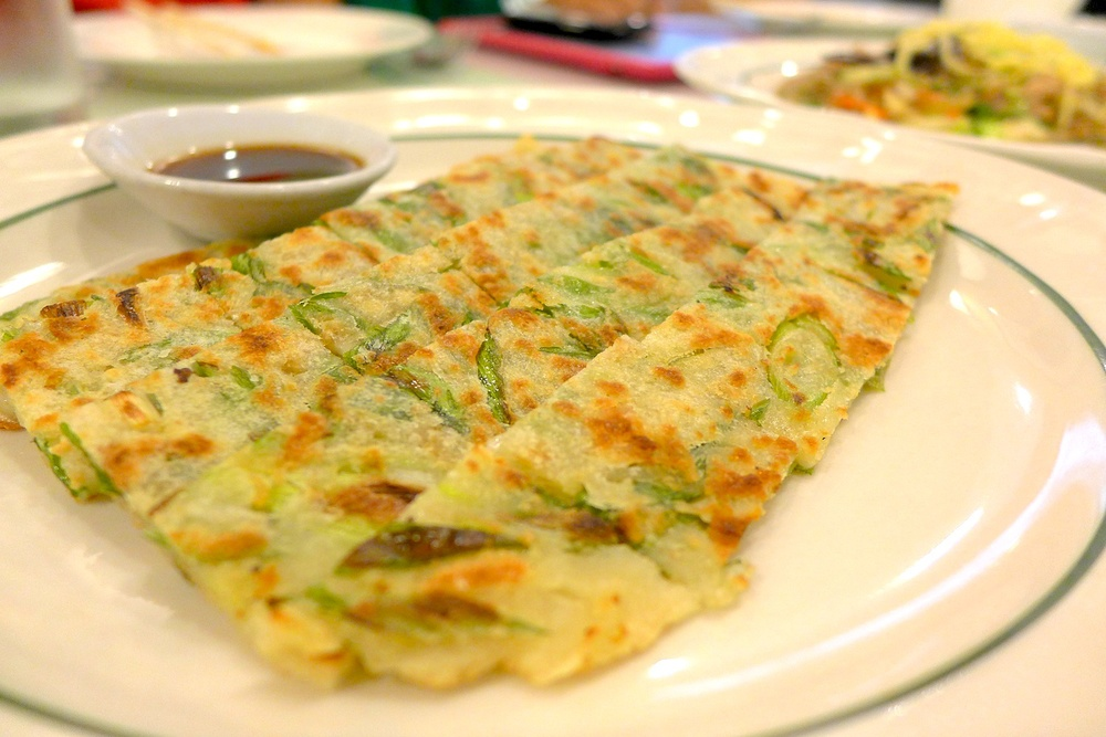 Pajon (Spring Onion Cake) for only Php 330.