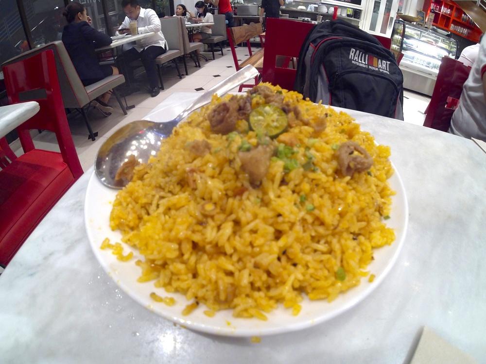 Inasal Java Rice (Php 165)