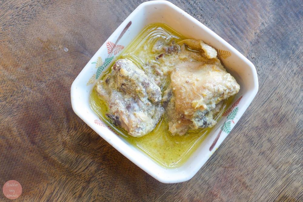 Chicken Pastel (Php 65)
