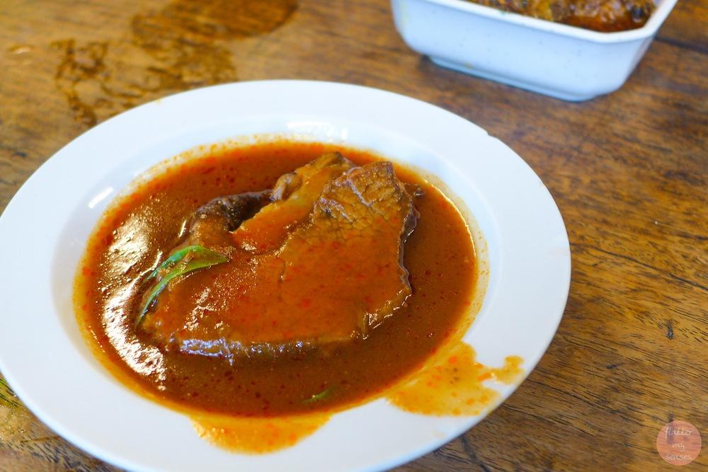 Beef Mechado (Php 130)