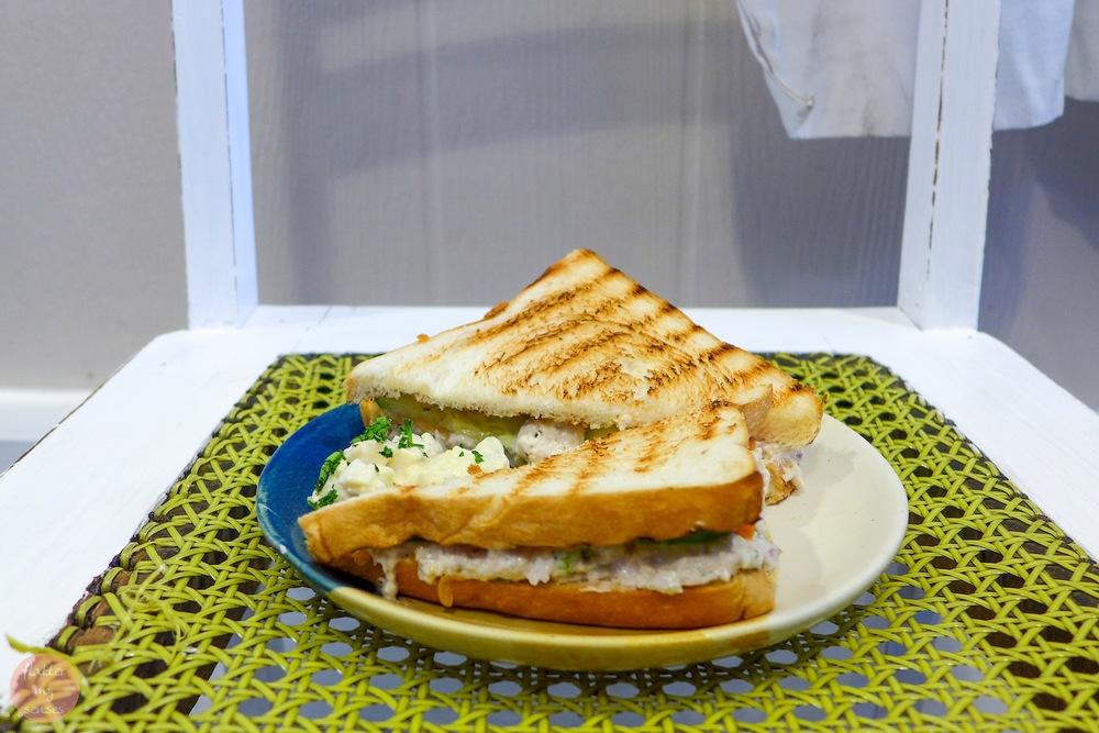 Chicken Salad Sandwich (Php 220)
