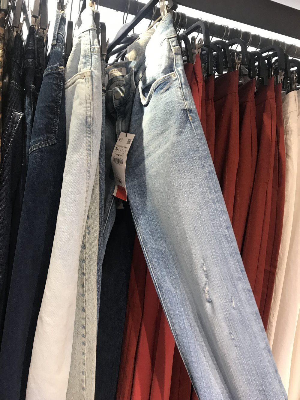 Skinny jeans galore!