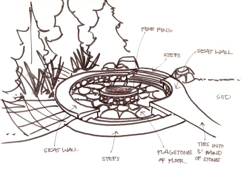 Fire Pit 3D