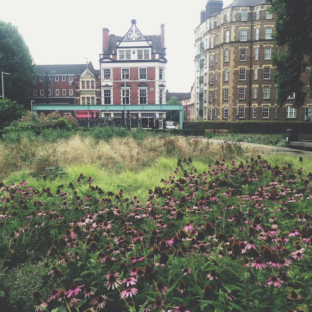 Potter's Field's Park