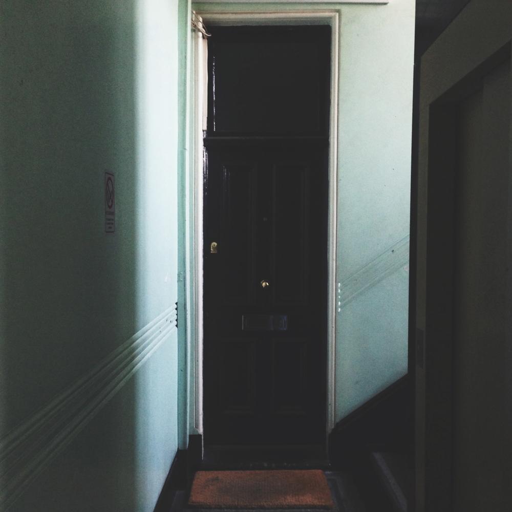 Door to my flat