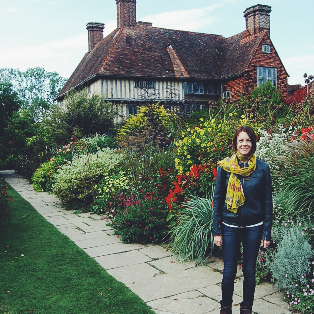 Great Dixter and I