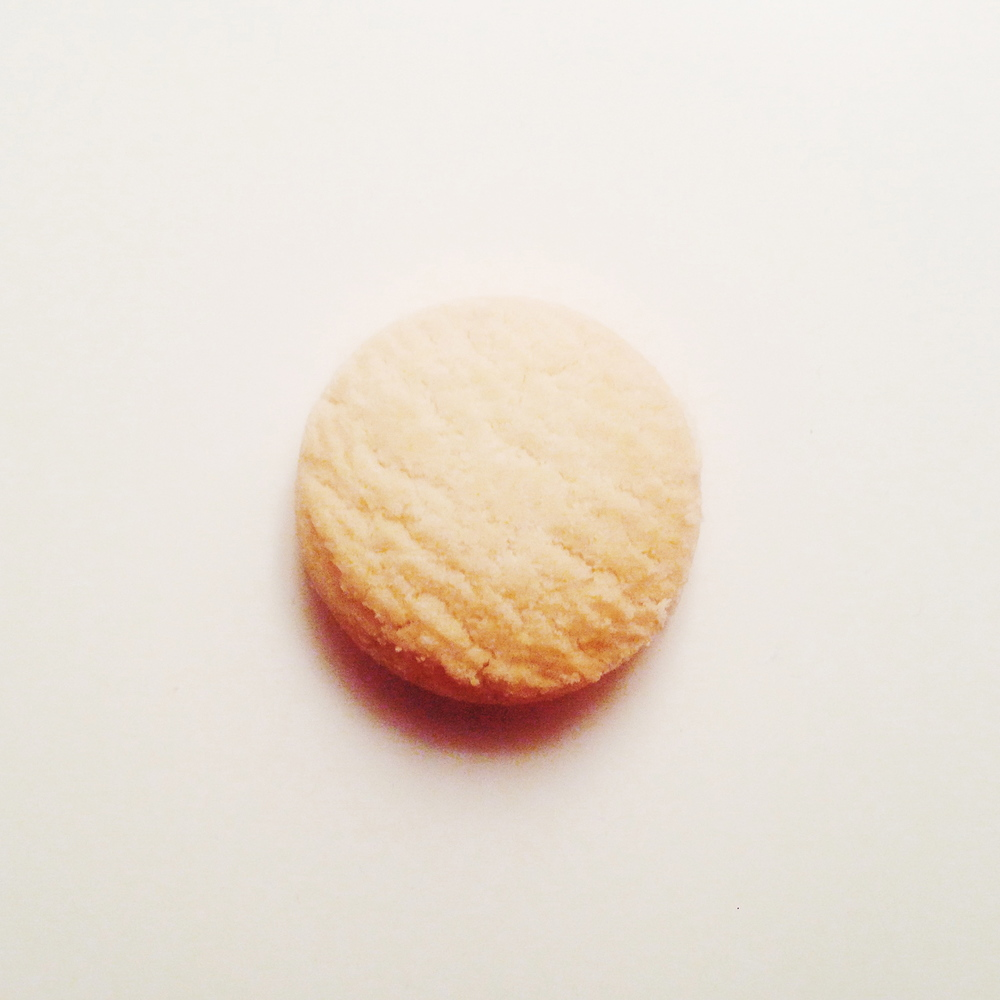 All I want is a shortbread cookie.