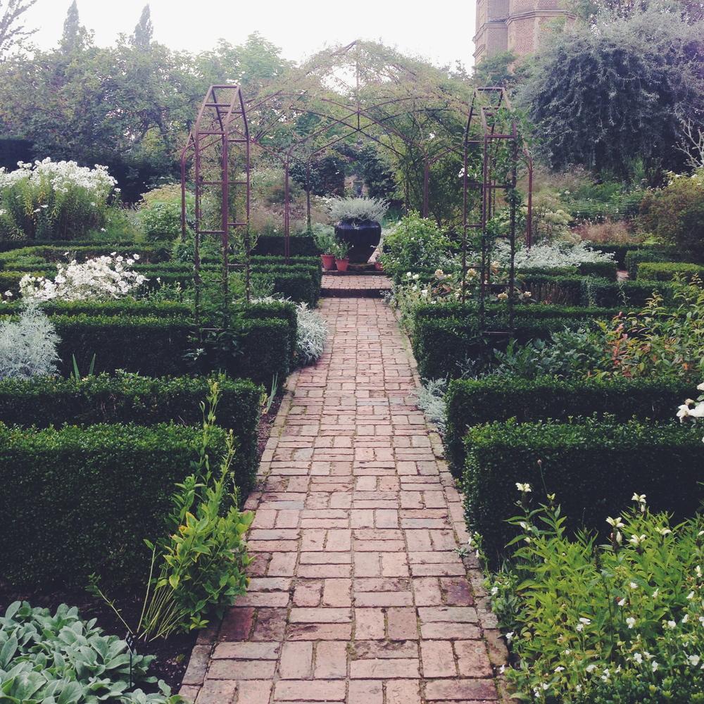 White Garden - Sissinghurst