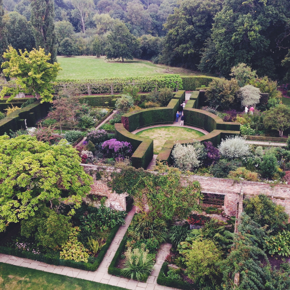 Another view of Sissinghurst