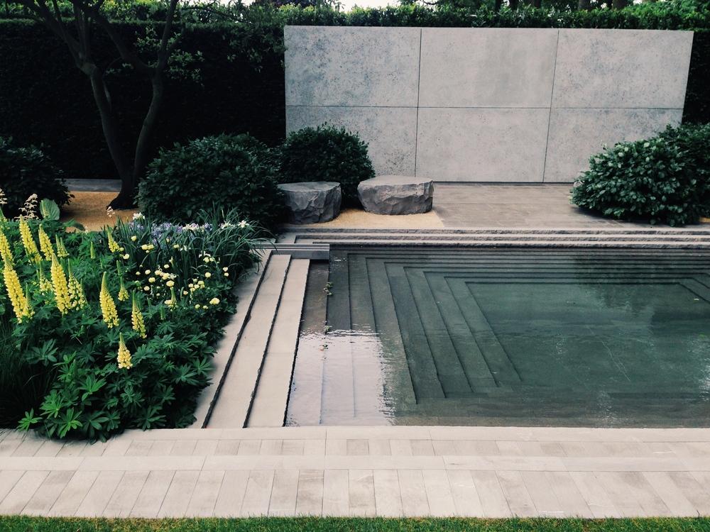 Luciano's Garden