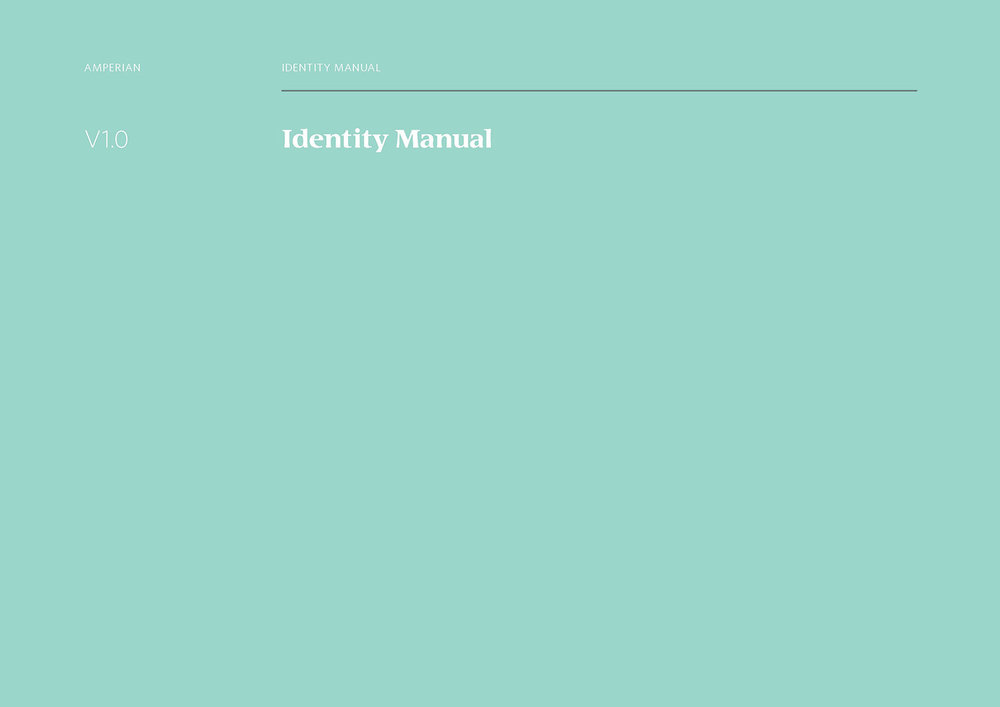 Amperian Identity Manual - Cover.
