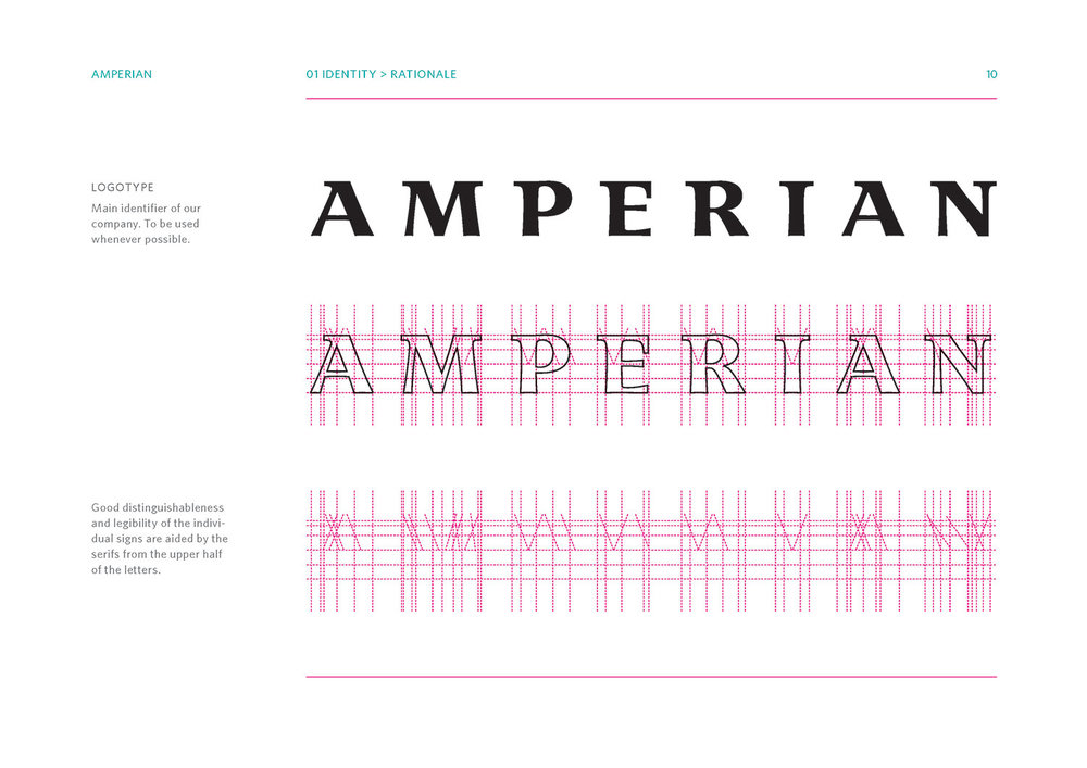 Amperian Identity Manual - Identity Rationale.