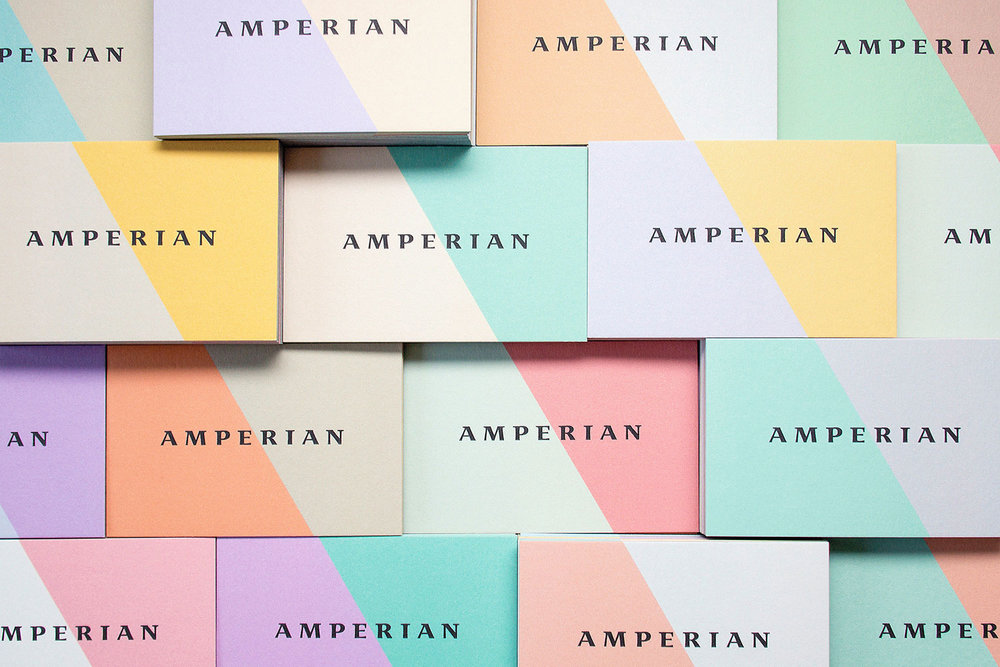 Amperian - Business cards.