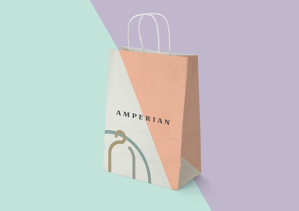 Amperian - Paper Bag.
