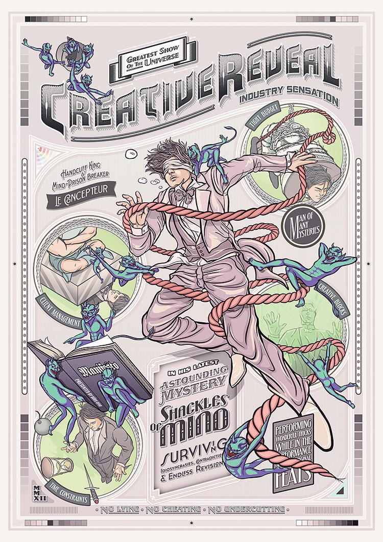 Creative Reveal - Le Designer - Variant