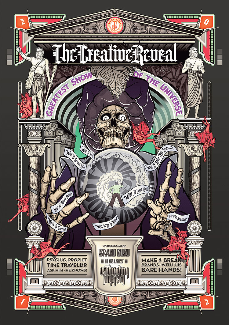 Creative Reveal - Brand Guru - Variant