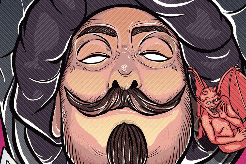 Brand Guru original - Prophet face.