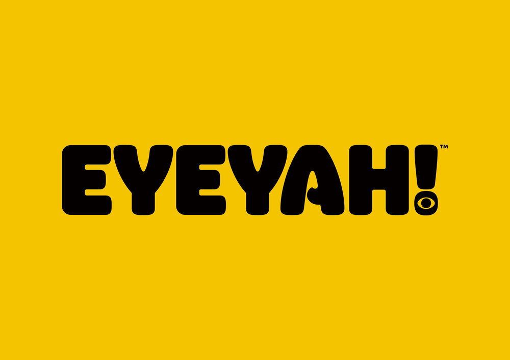 Identity design for EYEYAH! magazine brand by Singapore based brand strategy and creative design consultancy, BÜRO UFHO.