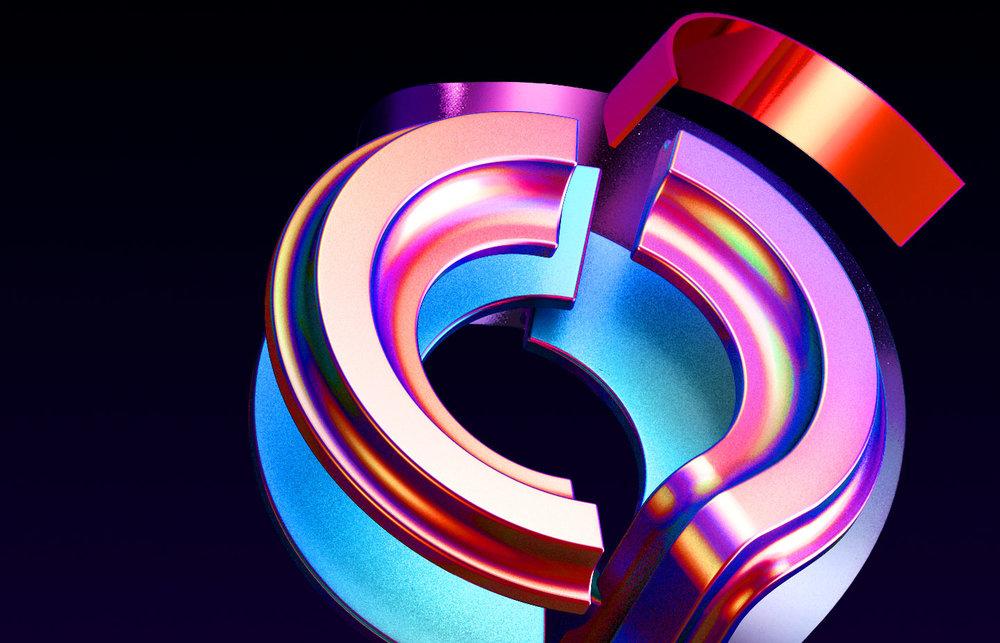 Adobe Ampersand - Design #1 detail closeup.