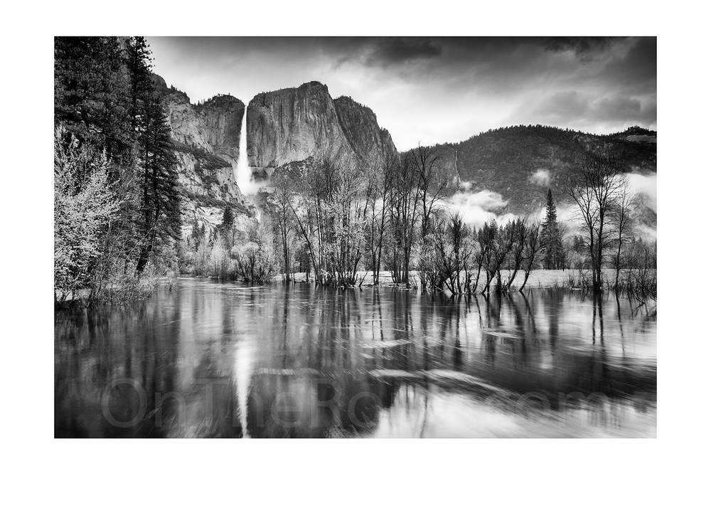 Winning photo: Yosemite River (Yosemite Nationa Park, USA)