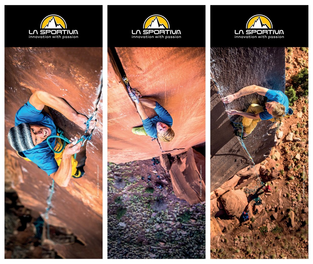 La Sportiva Roll Up Bunners for HudySport