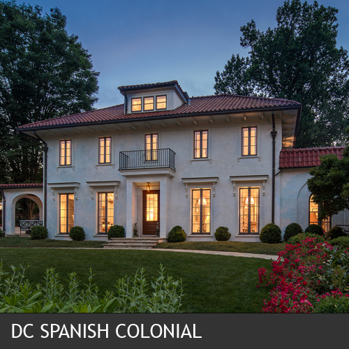 DC SPANISH COLONIAL