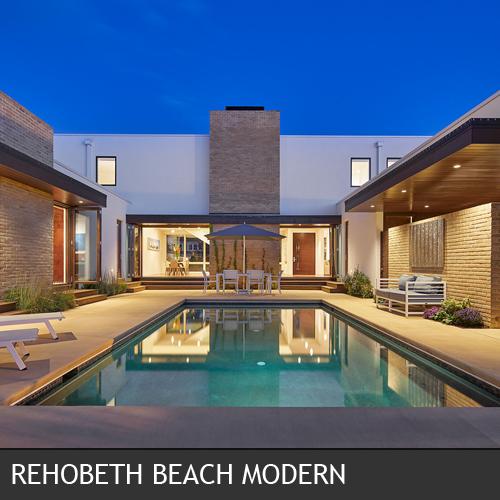 REHOBETH BEACH MODERN