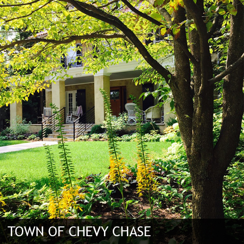 TOWN OF CHEVY CHASE