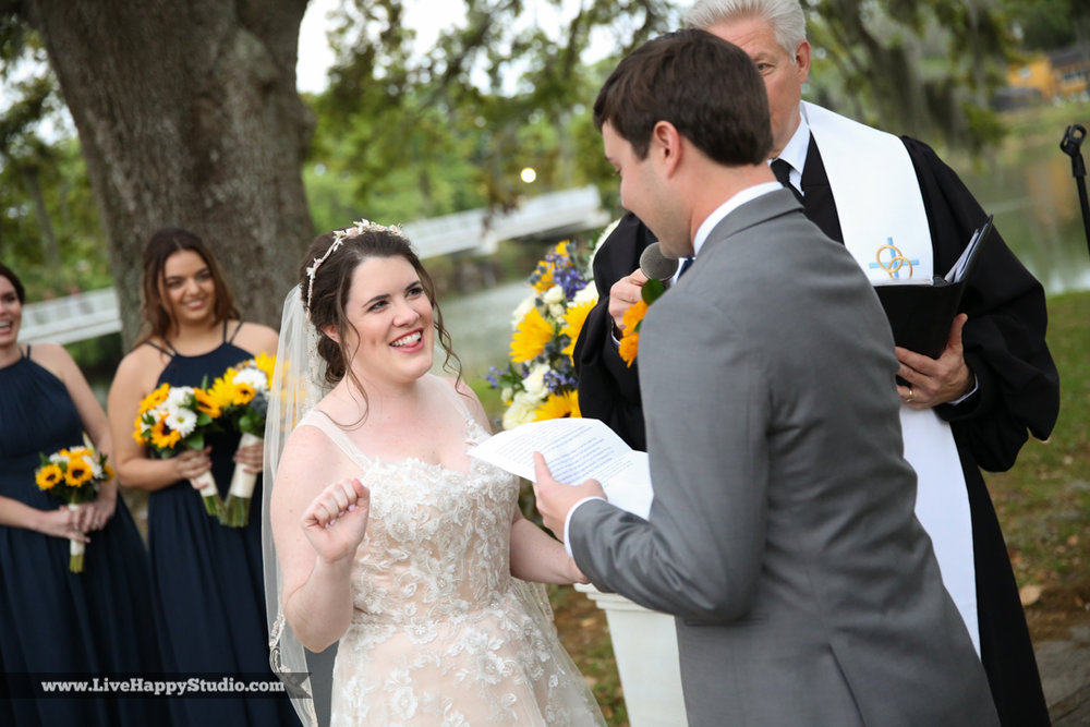 Orlando Science Center Wedding / Lakeside