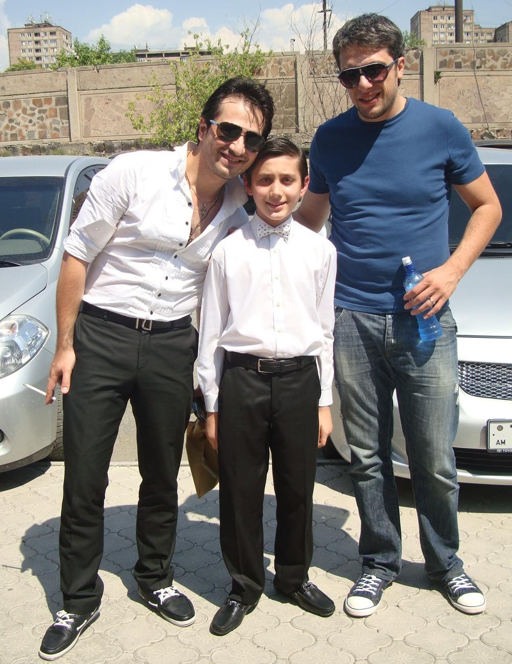 Shant TV Yerevan 2012