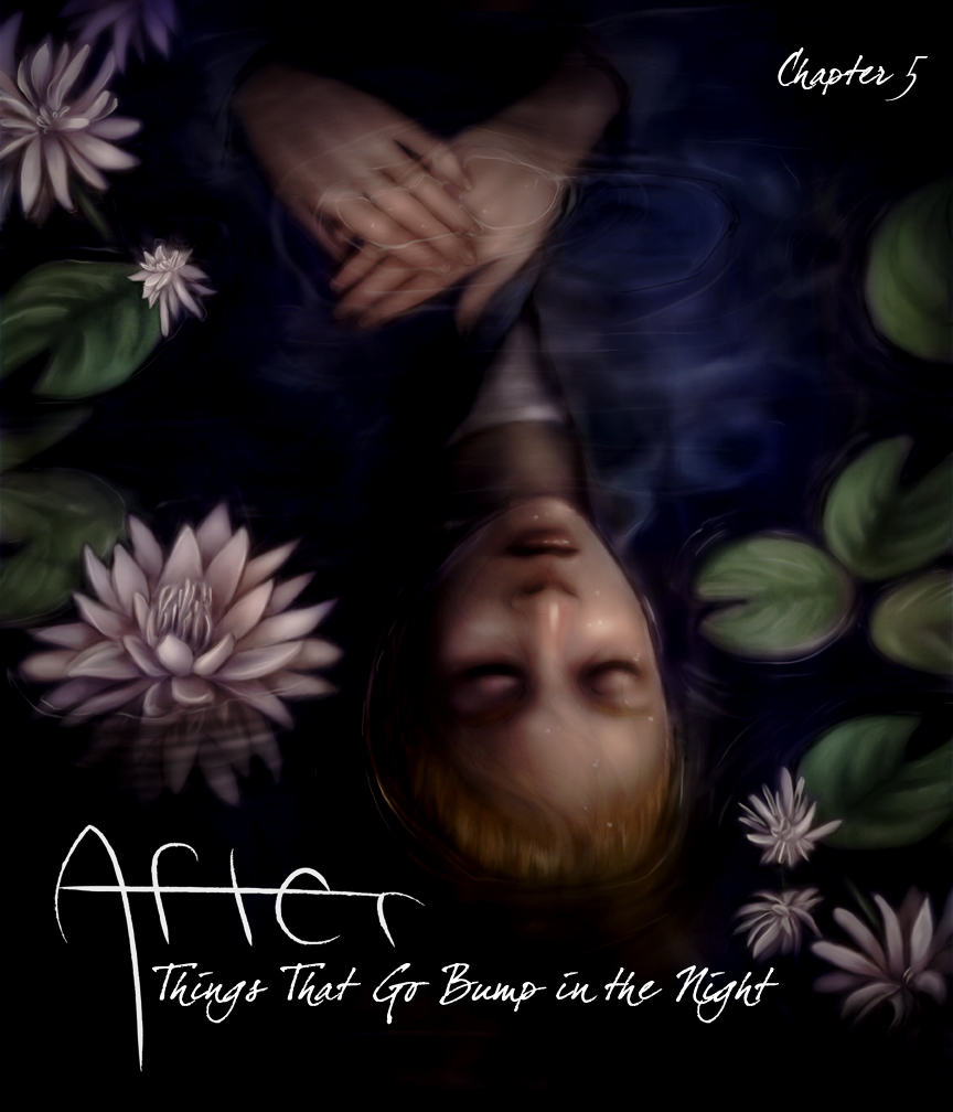 After Comic Chapter 5 Post Apocalypse Webcomic Cover