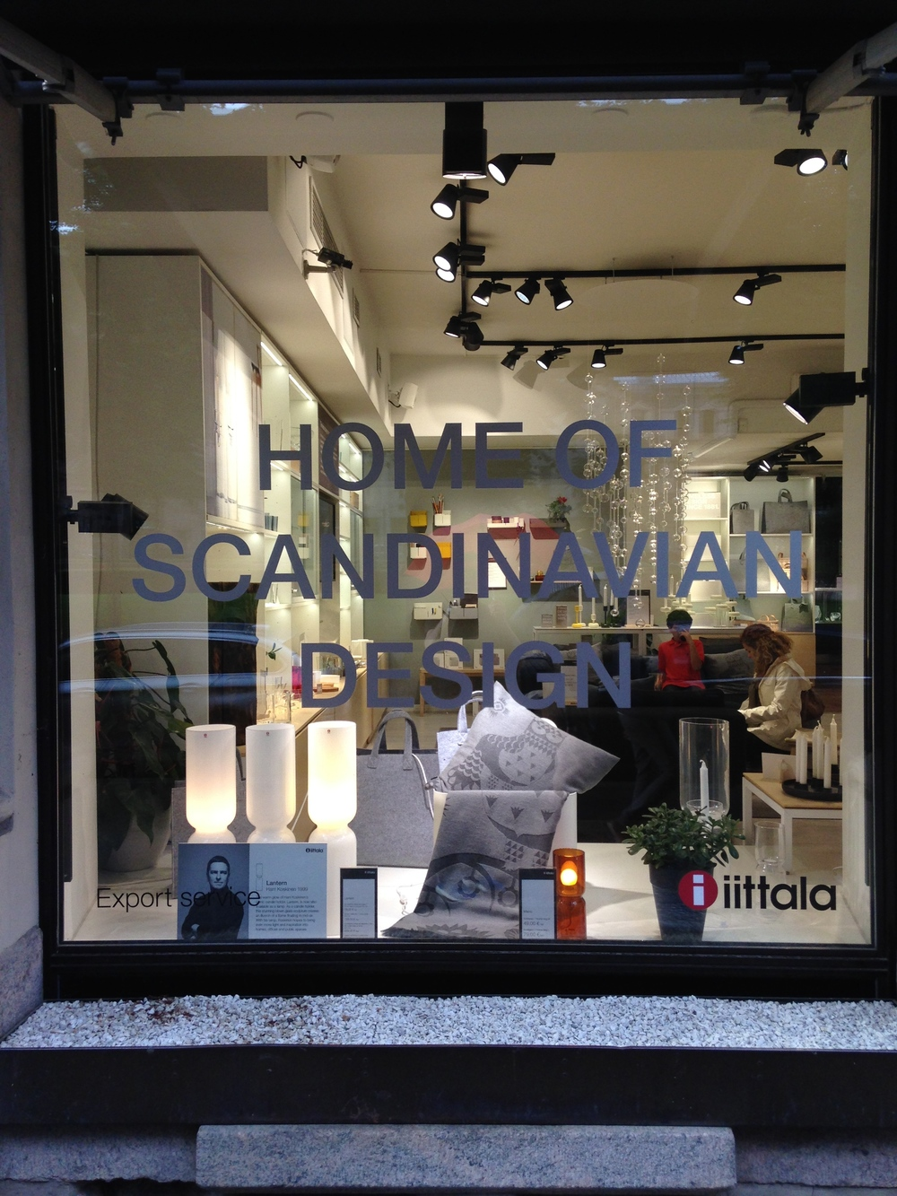 Iittala, the home of Scandinavian Design