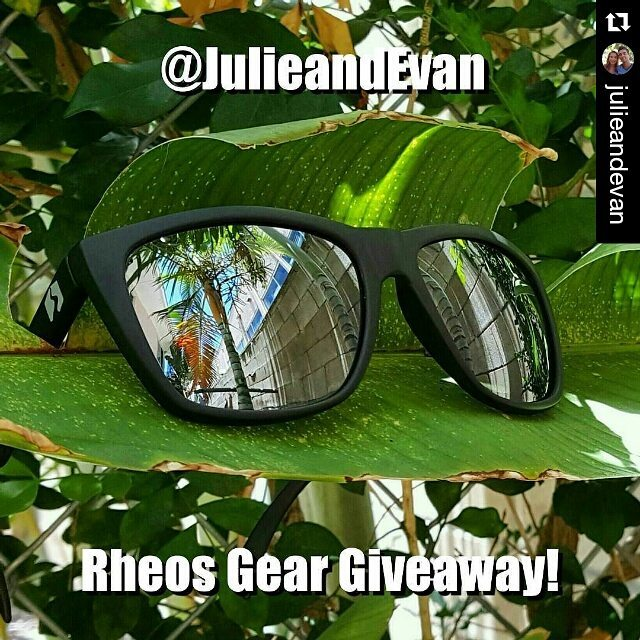 Doing a giveaway over at @julieandevan for some free floating sunglasses! Go check the post for details!!